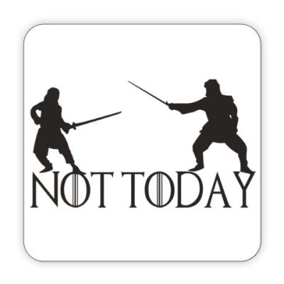 Костер (подставка под кружку) Игра престолов - Не сегодня