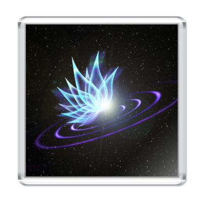 Магнит  Космическая фея