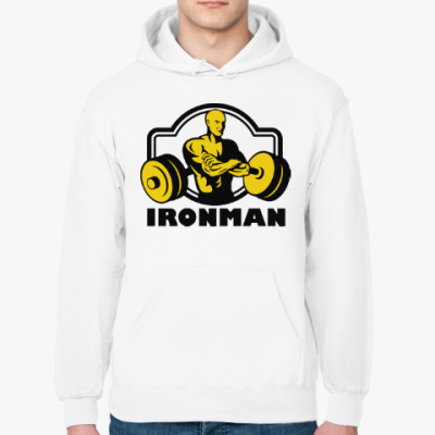 Толстовка худи Ironman