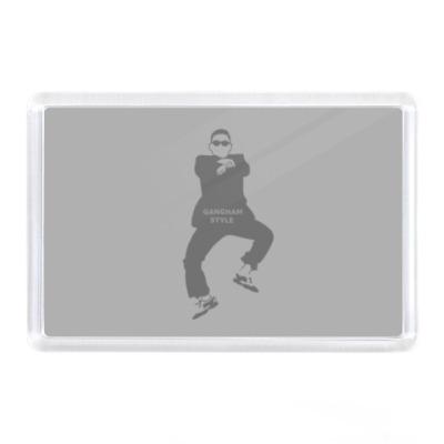 Магнит Gangnam Style
