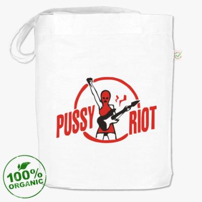 Сумка  Pussy Riot