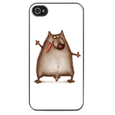 Чехол для iPhone Чехол для iPhone Волчишка