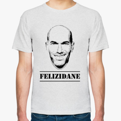 Футболка FELIZIDANE