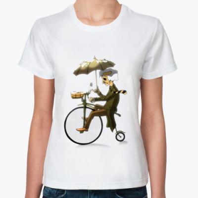 Классическая футболка  «Старик»