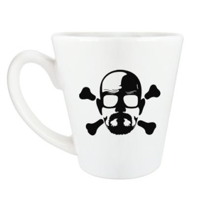 Чашка Латте Breaking Bad
