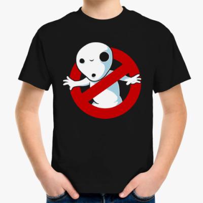 Детская футболка Дух Кодама Принцесса Мононоке