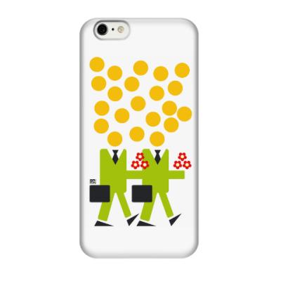 Чехол для iPhone 6/6s 8 марта Danke Rosa