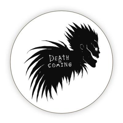 Костер (подставка под кружку) Death is coming