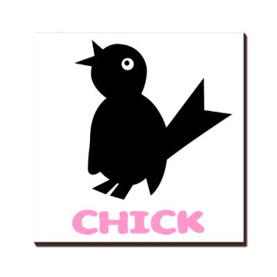 Птичка - чик