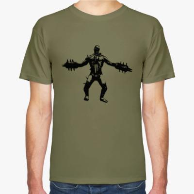 Футболка Мужская футболка Fleshpound