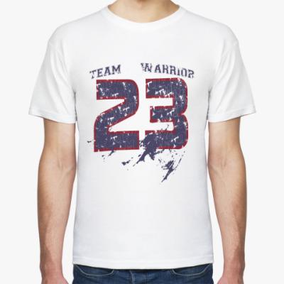 Футболка Number 23