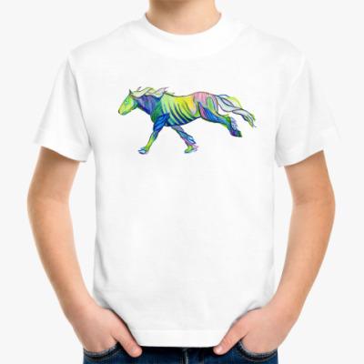 Детская футболка Дикий