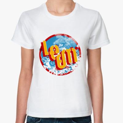 Классическая футболка LeeM!