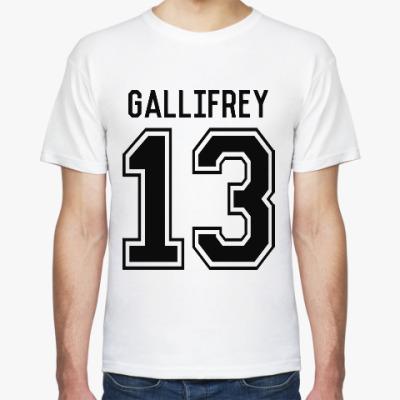 Футболка Галлифрей