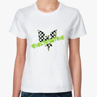 Классическая футболка Electrostyle