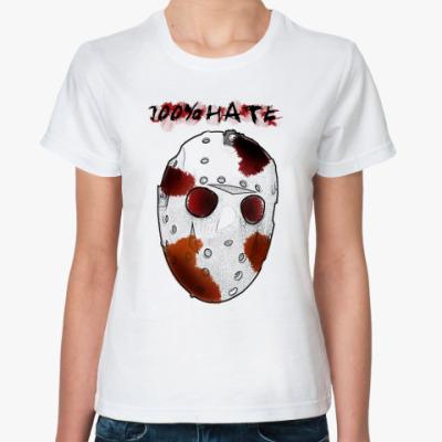 Классическая футболка маска