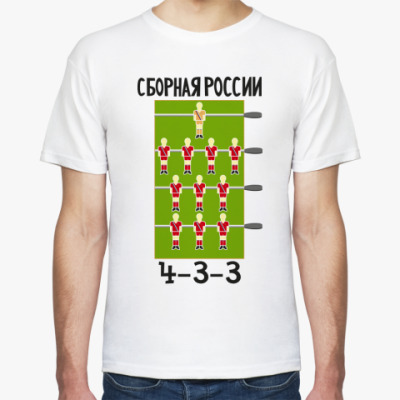 Футболка Сборная России