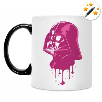 Кружка-хамелеон Дарт Вейдер (Darth Vader)