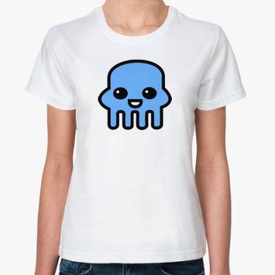 Классическая футболка Джейд Харли Хоумстак / Jade Harley Homestuck