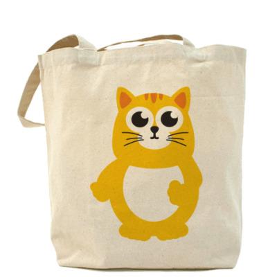 Сумка Жирный кот