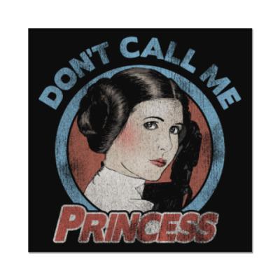 Наклейка (стикер) Star Wars Princess Leia Organa