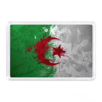 Магнит Алжир, флаг