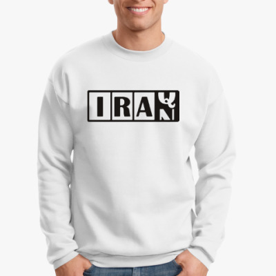 Свитшот Иран-Ирак