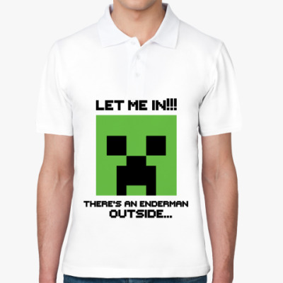 Рубашка поло Creeper