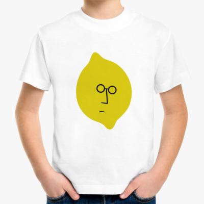 Детская футболка Lemon