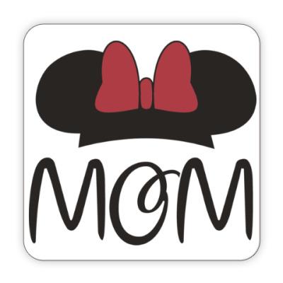 Костер (подставка под кружку) Mom