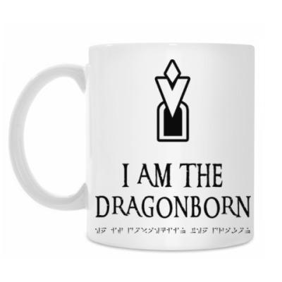 Кружка Dragonborn Skyrim