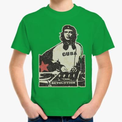 Детская футболка DJ Che