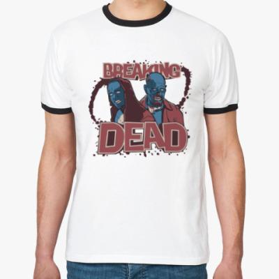 Футболка Ringer-T Breaking Bad - Walking Dead