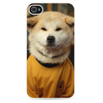 Чехол для iPhone Akita inu