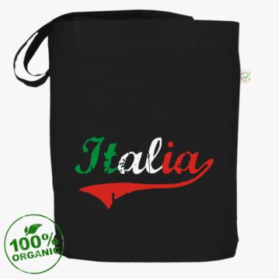 Сумка Чёрная сумка Италия