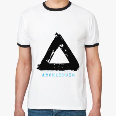 Футболка Ringer-T  Architects