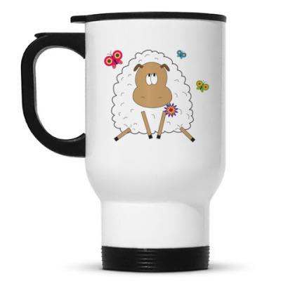 Кружка-термос Sheep