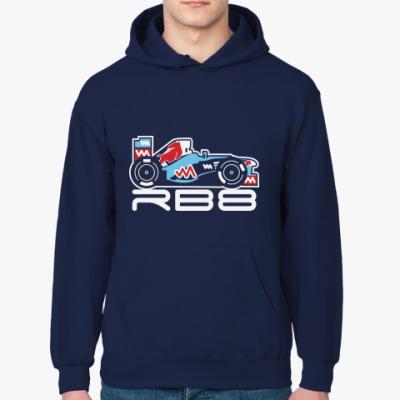 Толстовка худи RB8