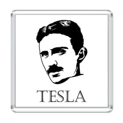 Магнит Tesla