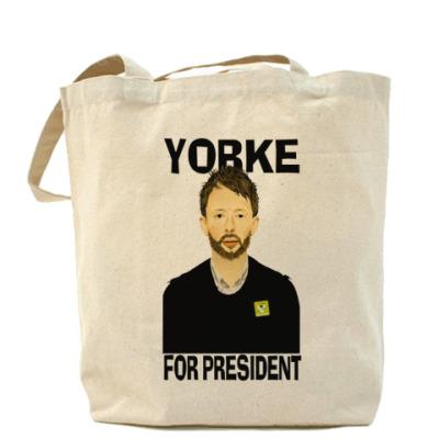 Сумка Yorke Холщовая сумка