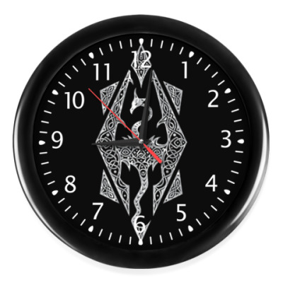 Часы The Elder Scrolls V Skyrim