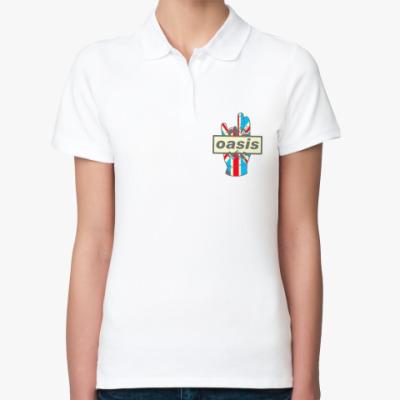 Женская рубашка поло Oasis