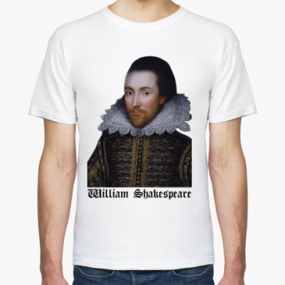 Футболка William Shakespeare