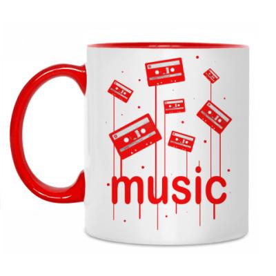Кружка Music