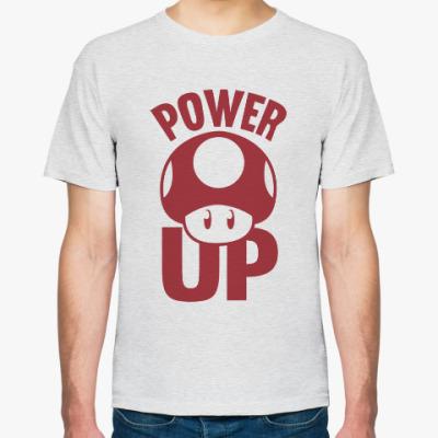 Футболка Марио - Power Up
