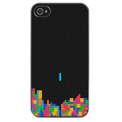 Чехол для iPhone Tetris