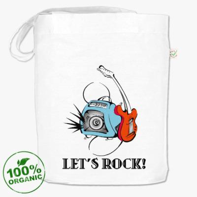 Сумка Let's Rock!