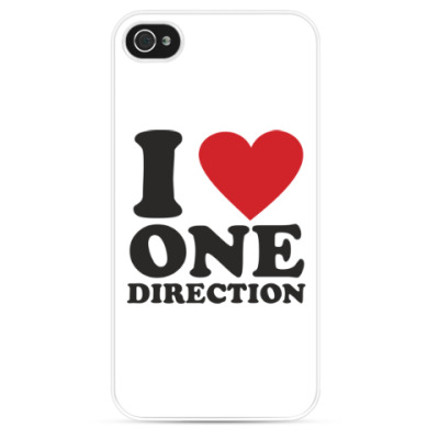 Чехол для iPhone One direction