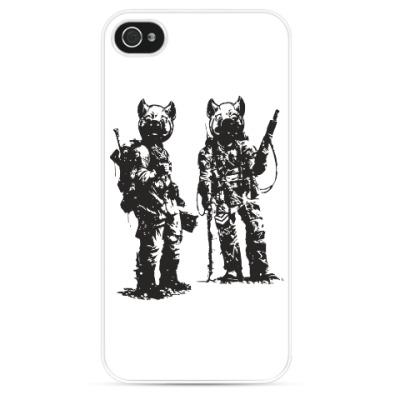 Чехол для iPhone War Pigs