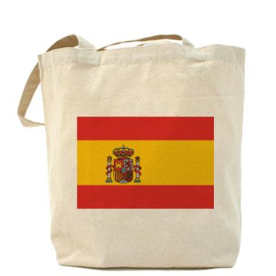 Сумка Холщовая сумка Испания